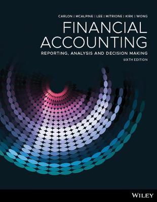 Accounting by Shirley Carlon