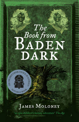 Book from Baden Dark book