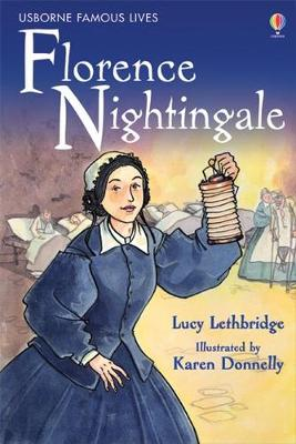 Florence Nightingale by Lucy Lethbridge