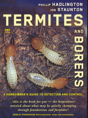 Termites and Borers book