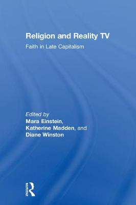 Religion and Reality TV book