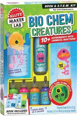 Klutz Maker Lab: Bio Chem Creatures book