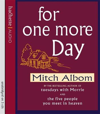 For One More Day book
