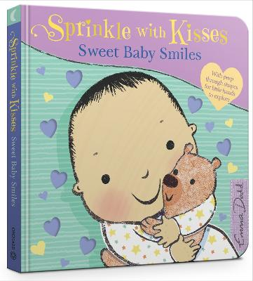 Sprinkle with Kisses: Sweet Baby Smiles book