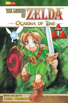 The Legend of Zelda by Akira Himekawa