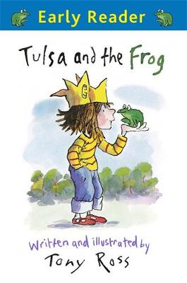 Early Reader: Tulsa and the Frog book