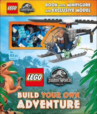LEGO Jurassic World Build Your Own Adventure: with minifigure and exclusive model by Julia March