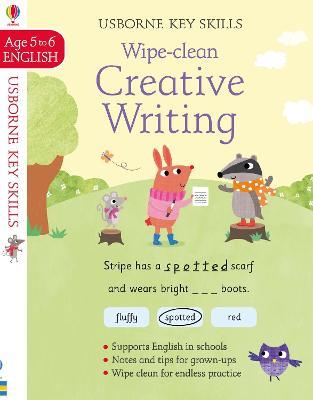 Wipe-Clean Creative Writing 5-6 book