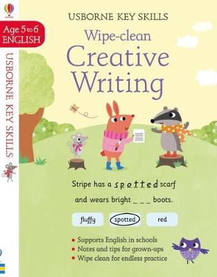 Wipe-Clean Creative Writing 5-6 by Caroline Young