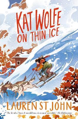 Kat Wolfe on Thin Ice book