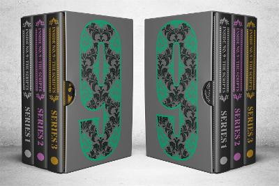 Inside No. 9: Collector's Edition: The Scripts: Series 1-3 by Steve Pemberton