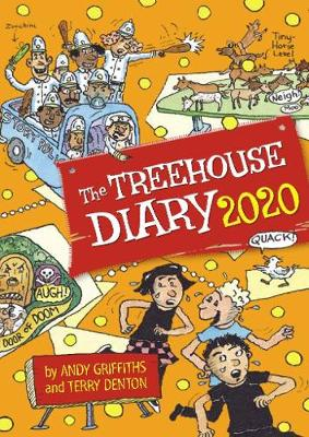 The 117-Storey Treehouse: Diary book