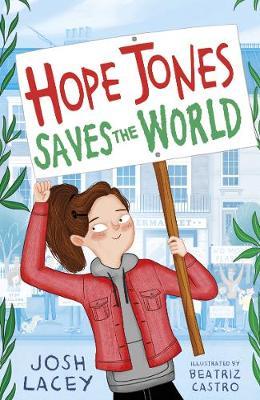 Hope Jones Saves the World book