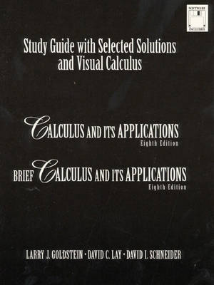 Study Guide with Select Solutions and Visual Calculus 1998 Package by Larry J. Goldstein