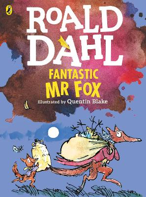 Fantastic Mr Fox (Colour Edn) by Roald Dahl