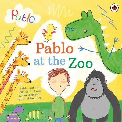 Pablo At The Zoo book