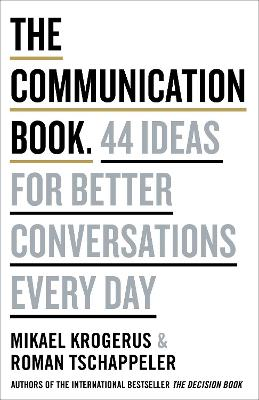 The Communication Book by Mikael Krogerus