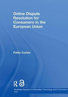 Online Dispute Resolution for Consumers in the European Union book