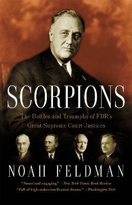 Scorpions by Noah Feldman