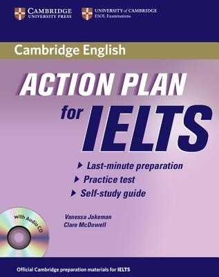 Action Plan for IELTS Self-study Pack General Training Module by Vanessa Jakeman
