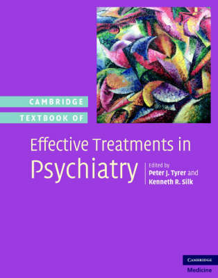 Cambridge Textbook of Effective Treatments in Psychiatry book