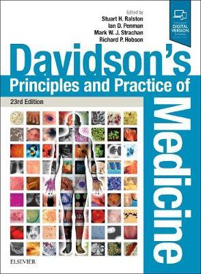 Davidson's Principles and Practice of Medicine by Stuart H. Ralston