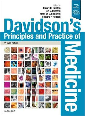 Davidson's Principles and Practice of Medicine by Stuart H. Ralston