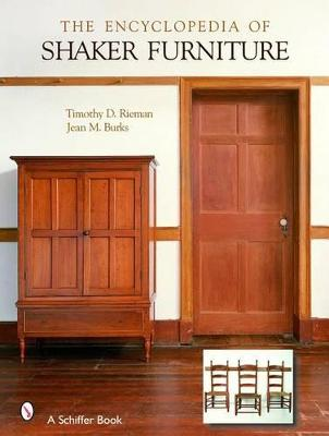 Encyclopedia of Shaker Furniture book