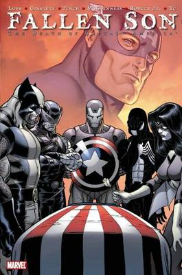 Fallen Son: The Death Of Captain America by Jeph Loeb