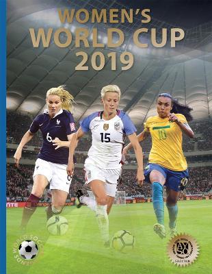Women's World Cup 2019 by Illugi Joekulsson