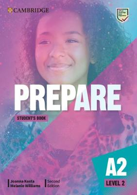 Prepare Level 2 Student's Book by Joanna Kosta