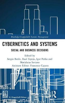 Cybernetics and Systems book
