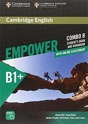 Cambridge English Empower Intermediate Combo B with Online Assessment by Adrian Doff