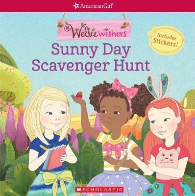 Sunny Day Scavenger Hunt (American Girl: Welliewishers) by Meredith Rusu