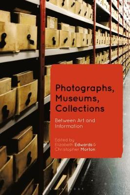 Photographs, Museums, Collections: Between Art and Information book