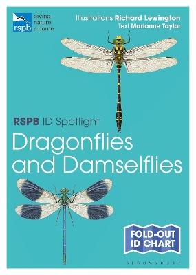 RSPB ID Spotlight - Dragonflies and Damselflies by Marianne Taylor
