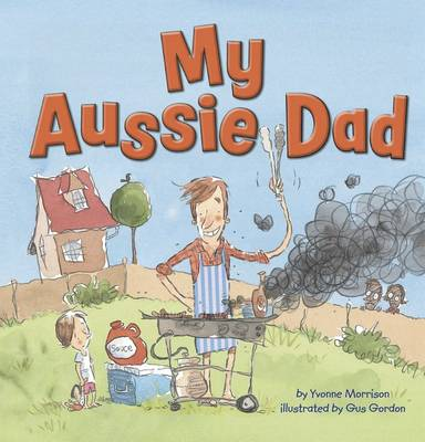 My Aussie Dad book