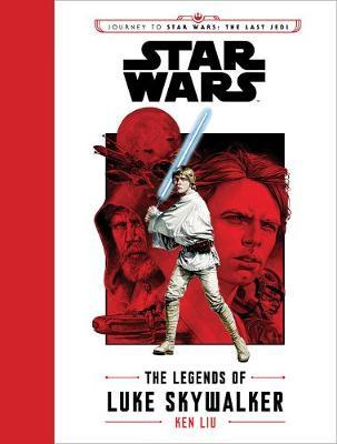 Legends of Luke Skywalker, Jedi Knight by Star Wars