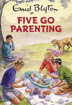 Five Go Parenting by Bruno Vincent