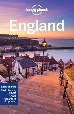 Lonely Planet England book