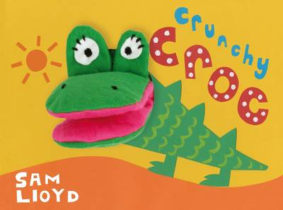Crunchy Croc by Sam Lloyd