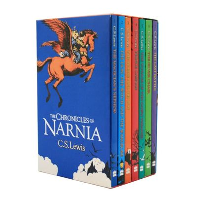 The Chronicles of Narnia Box Set by null