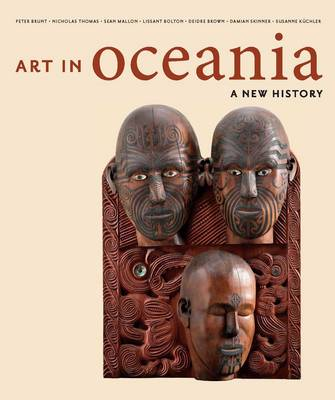 Art in Oceania: A New History by Peter Brunt