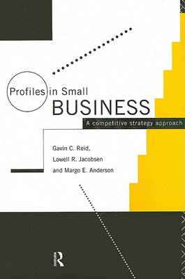 Profiles in Small Businesses by Margo E. Anderson