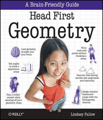Head First Geometry by Lindsey Fallow