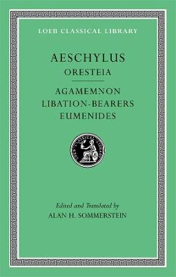 Aeschylus book