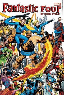 Fantastic Four by John Byrne Omnibus Vol. 1 by Chris Claremont