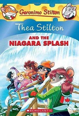 Thea Stilton and the Niagara Splash (Thea Stilton #27) by Thea Stilton