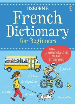 French Dictionary For Beginners by Helen Davies