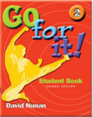Book 2A for Go for it!, 2nd by David Nunan